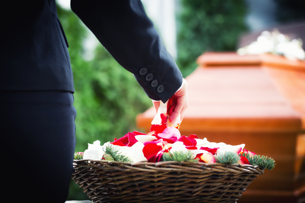 Celebrant interview: How to get through the day of the funeral