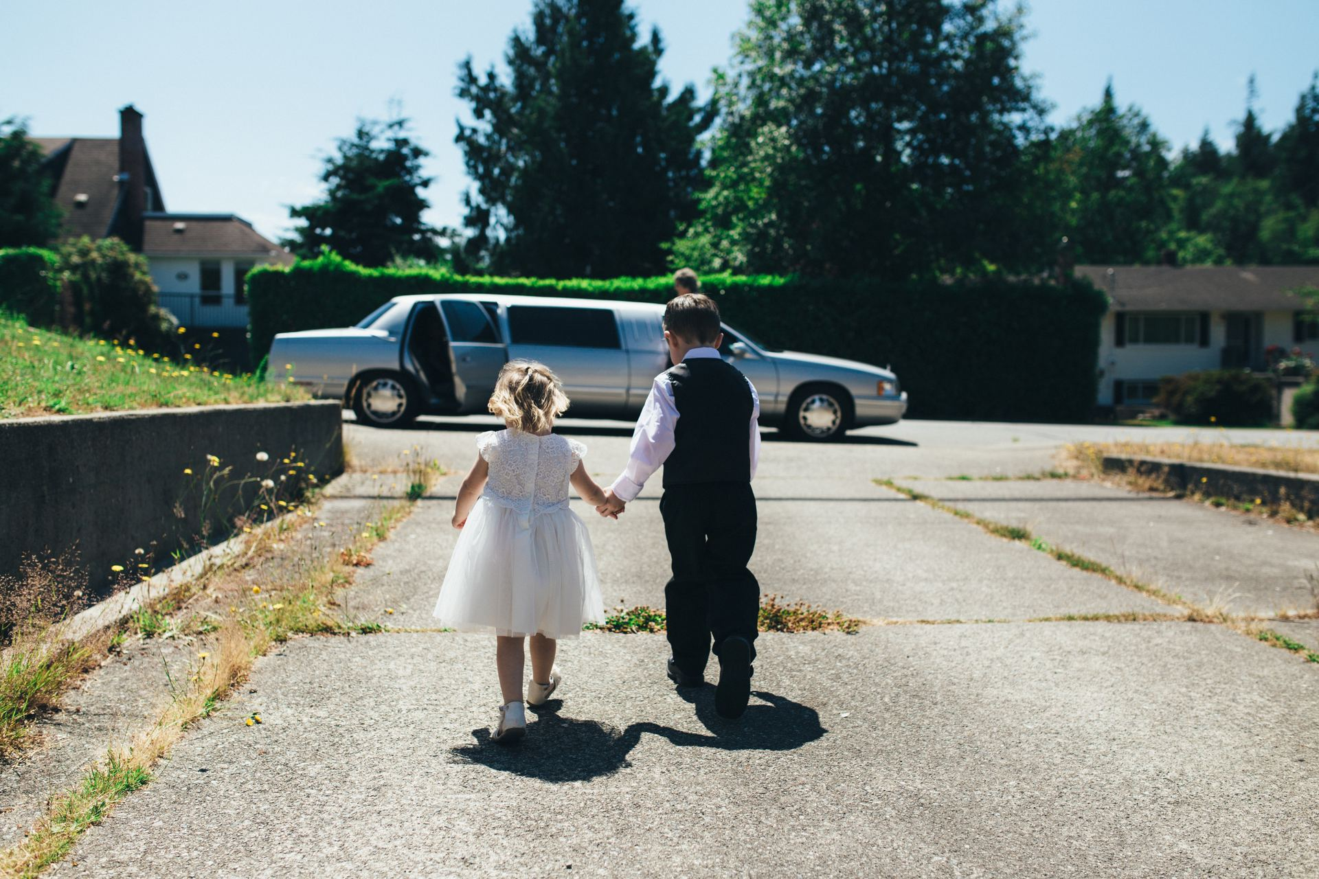 Wedding Traditions: The low down on Ring Bearers