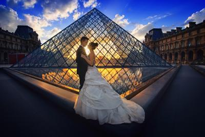 20 of the Most Romantic Vow Renewal Spots Around the World 0