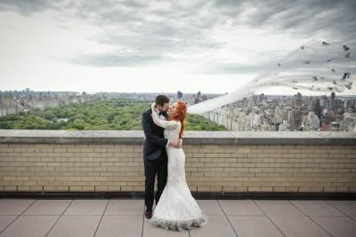 New York skyline elopement min