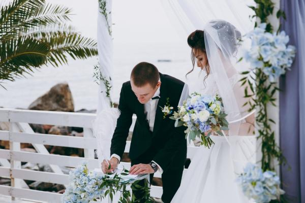 Is a Celebrant led wedding ceremony legally binding?