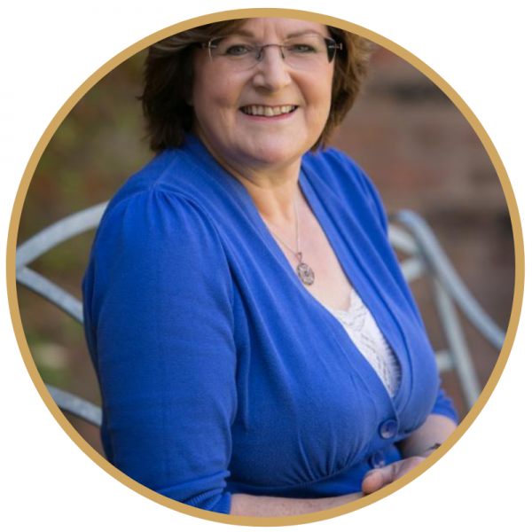 Featured Celebrant: Susan Foxall